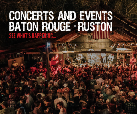 Baton Rouge & Ruston Concerts & Events Mobile Image